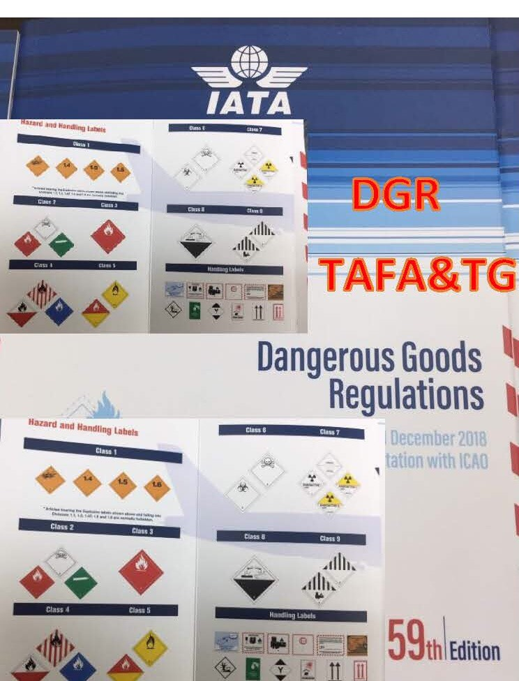 Dangerous Goods Regulations Training 2019